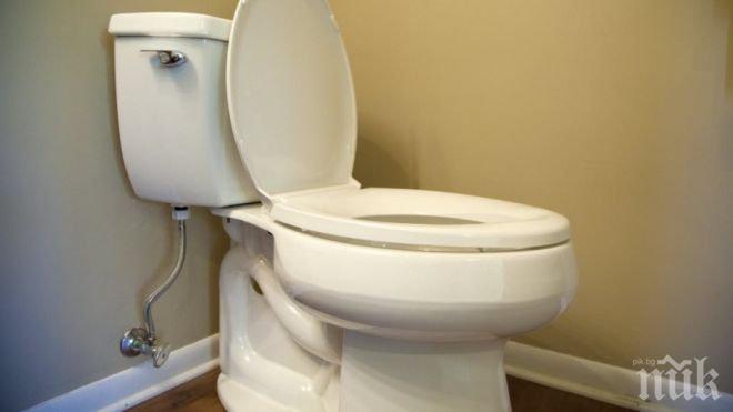 Намериха скрита камера в училищна тоалетна