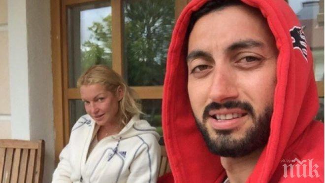 Бившият любовник на Волочкова обяви награда за главата на хакера, пуснал в нета креватните им изпълнения (СНИМКИ 18+)