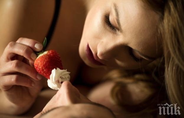 Ето няколко топ храни за здрав секс