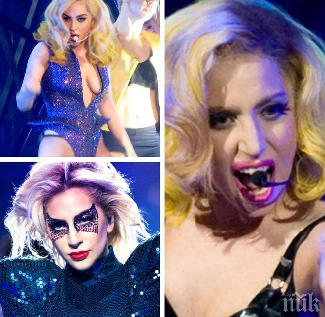 Състрадателна! Лейди Гага спря концерт, за да помогне на ранен фен