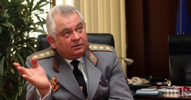 Съдът се произнася по делото срещу бившия шеф на разузнаването ген. Кирчо Киров