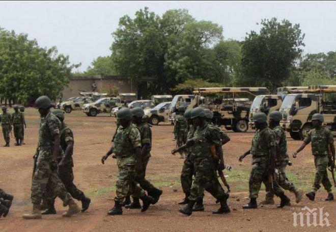 В телевизионно обръщение: Военни от армията на Зимбабве отрекоха да има преврат в страната