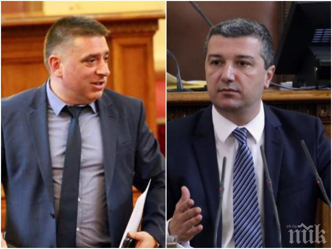 ПЪРВО В ПИК TV! ГЕРБ и БСП се хванаха за гушите заради Борисов! Няма да има кръстосан разпит на премиера за замесените в наркотрафик и купуване на гласове