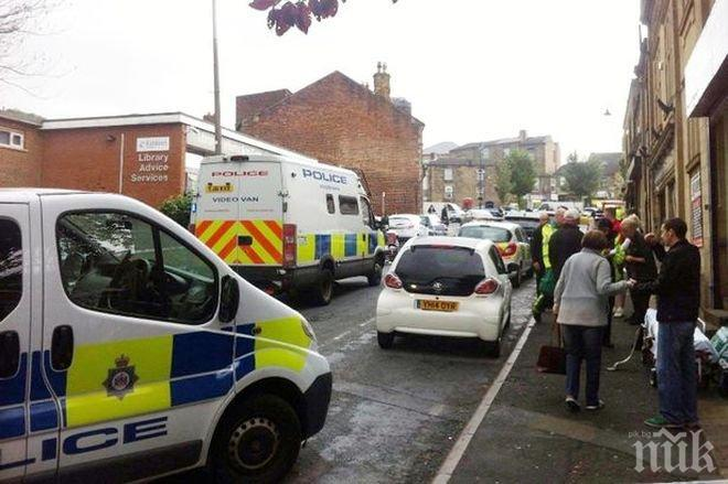 Шок в Лондон! Арестуваха 14-годишно момиче, помагало на терористи