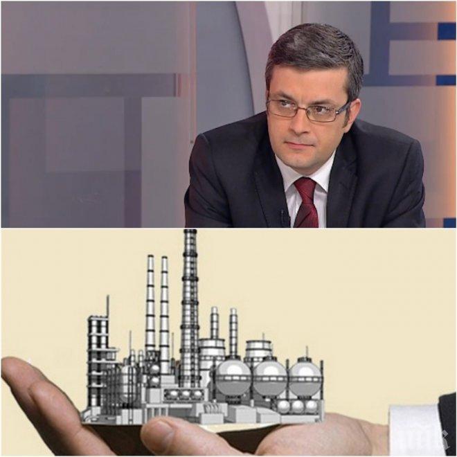 Тома Биков: Приватизацията у нас стана бавно и мръсно по времето на БСП! Едни хора се събудиха за нощ богати!