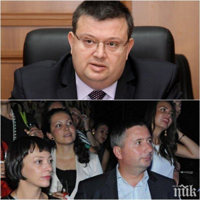 Говорителят на Цацаров пред ПИК за запора на Прокопиеви: Главният прокурор не коментира обвиняеми лица и статии в прилежащите им медии