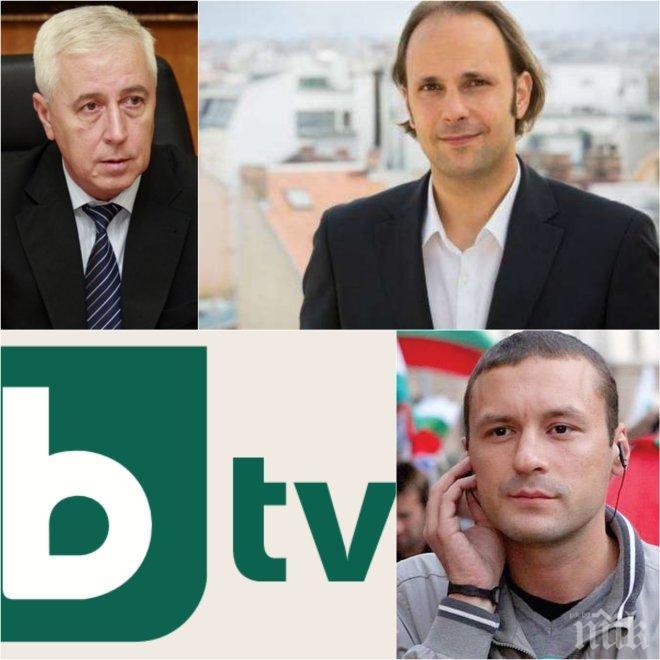 ИЗВЪНРЕДНО! ПИК пита шефа на БТВ: Ще се извините ли за проф. Николай Петров? Ще накажете ли Петър Нанев и Венелин Петков?