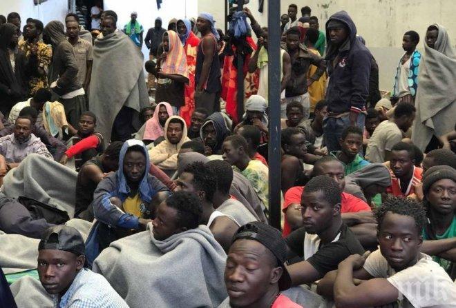 Шокиращо разследване: Продават хора като роби в Либия (ВИДЕО)