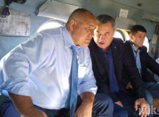 САМО В ПИК! Вицепремиерът Валери Симеонов с първи коментар за спешното обаждане на Борисов. Прибира ли се премиерът извънредно у нас?