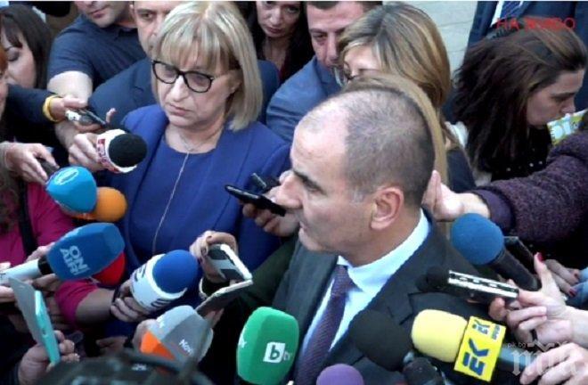 ИЗВЪНРЕДНО В ПИК TV! ГЕРБ отвръщат на удара на БСП и Корнелия Нинова за исканите оставки в правителството (ОБНОВЕНА)
