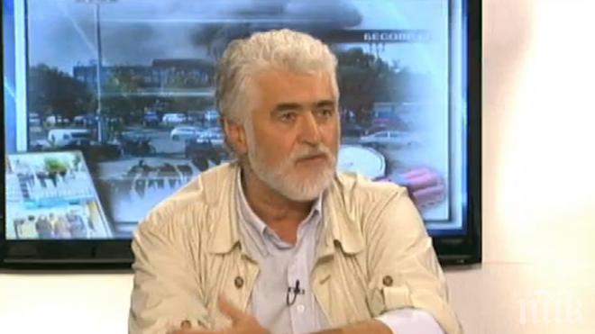 Христо Смоленов: Либералната демокрация боксува по отношение на сигурността
