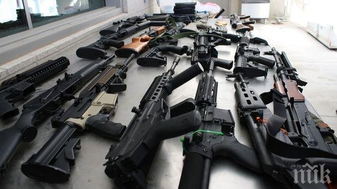 Германия е увеличила пет пъти продажбата на оръжия за Саудитска Арабия и Египет
