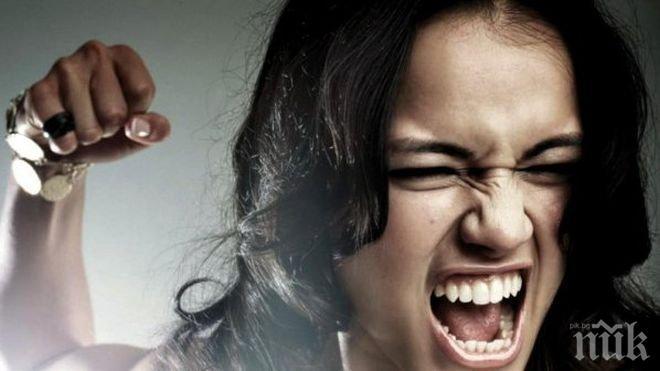 САМО ЗА МЪЖЕ! Вижте как се ядосват дамите от различните зодии