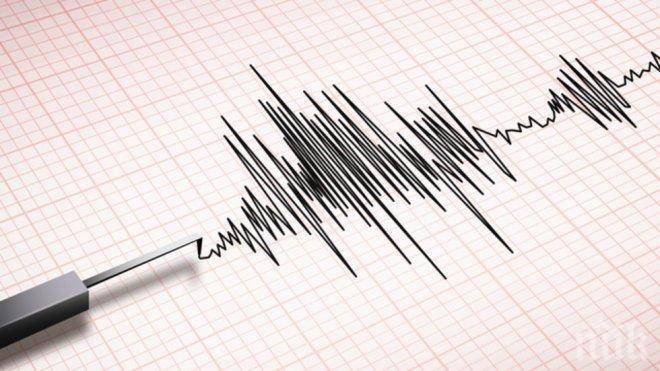 ИЗВЪНРЕДНО! Земетресение 3,4 по Рихтер е било регистрирано в района на Своге