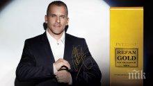 Новото амплоа на Йордан Йовчев като рекламно лице на REFAN