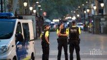 """Драма! Испанската полиция гръмна французин, крещял """"Аллах Акбар"""""""