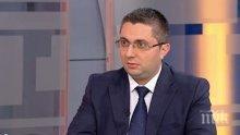 Министър Нанков проверява ремонта на околовръстния път на София