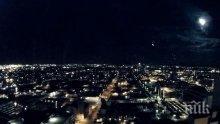 Във Финикс заснеха падането на метеор (ВИДЕО)