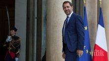 Кристоф Кастанер е новият лидер на партията на Макрон