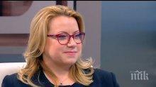 """ГОРЕЩА ТЕМА! """"Безценният кадър"""" Деница Златева наду гайдата! Призна с половин уста за срещите с Борисов, натегна се яко на Корнелия Нинова"""