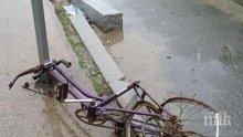 Трагедия на пътя! Шофьор уби велосипедист във Видин