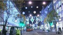 САМО В ПИК! Ужасът в Лондон е огромен – небето почерня от военни хеликоптери (УНИКАЛНО ВИДЕО)