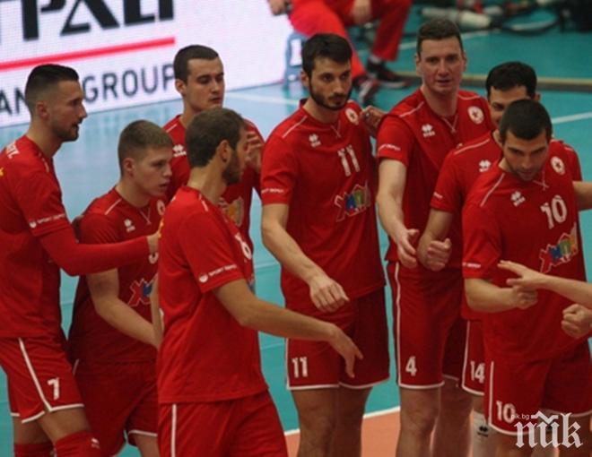 В залата! ЦСКА срещу световен гранд