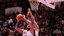 Деян Иванов със силен дебют за новия си отбор в Италия