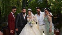Бъдешият дядо Тони Стораро: Фики и Гюлджан се ревнуват от нищото! Сватбата им излезе без пари