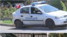 ЛУД ЕКШЪН! Патрулки гонят ТИР край Пловдив! Удари и каскади на пътя завършват с арест!
