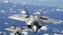 Демонстрация на сила! САЩ и Южна Корея започнаха най-мащабното си военно учение досега
