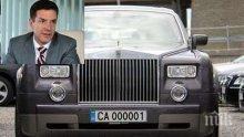 ШАХ И МАТ ОТ КАТ! Взеха книжката на милионера с най-скъпите коли! Транспортният бос Ваньо Алексиев тръгва пеш!