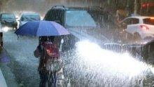 СТУДЕНО! Дъждовете продължават, на места преминават в сняг