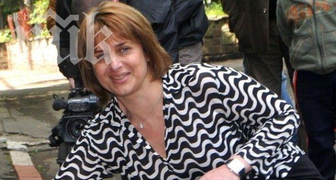 Весела Лечева ще се бори пак за шефския пост в БОК
