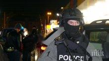 ИЗВЪНРЕДНО! Във Велико Търново почерня от полиция! Жандармерия и ГДБОП блокираха града, има много арестувани