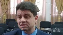 Красимир Ципов: Около НДК ще има голяма зона за сигурност