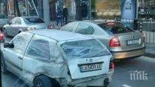 """""""Чудо"""" на автомобилната индустрия кръстосва софийските улици (СНИМКА)"""