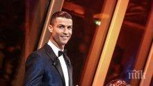 Кристиано: Трофеите помагат за тези награди