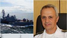 ЕКСКЛУЗИВНО В ПИК! Командирът на военноморските сили Контраадмирал Петев с ексклузивни разкрития пред медията ни за новите бойни кораби