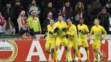 Мъри и Астана си извоюваха правото да играят в Лига Европа и през пролетта