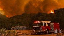 Важно! Няма пострадали българи от пожарите в Калифорния