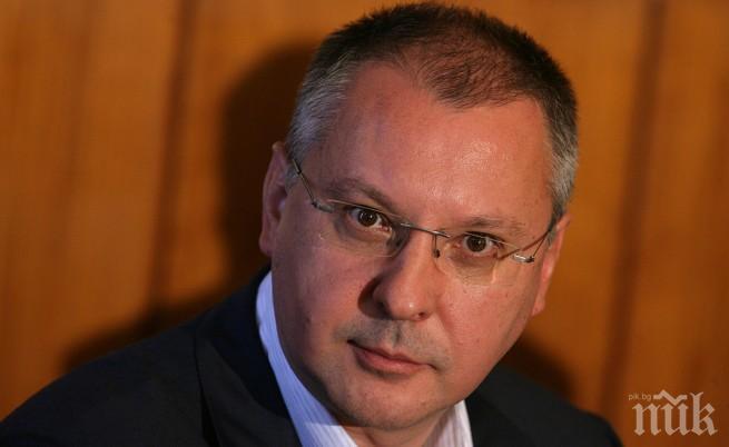 Станишев към Шулц: Европа има нужда от вас