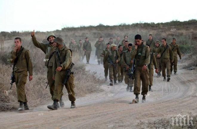 ЗАПОЧНА СЕ! Избухнаха сблъсъци между израелски военни и палестинци