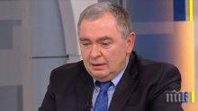 Георги Михайлов, БСП: Мораториумът върху иновативните лекарства е неправилна и неморална мярка