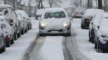 Транспортен хаос във Великобритания заради обилните снеговалежи