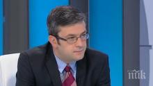 ИЗВЪНРЕДНО В ПИК TV! Тома Биков с горещ коментар за вота на недоверие: БСП саботират европредседателството и затова го правят точно тогава!
