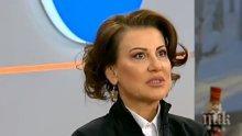 Емоционално! Илиана Раева за голямата си страст, новия ансамбъл и успехите на Григор Димитров