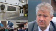 """ЕКСКЛУЗИВНО! Шефът на """"Пирогов"""" проф. Асен Балтов с горещи разкрития за протестиращите, дълговете на болницата и освободените лекари"""