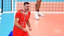 Цецо Соколов с 18 точки, Лубе удари иранци