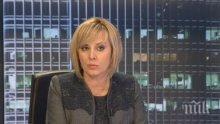 Мая Манолова с горещ коментар за мораториума върху лекарствата и поскъпването на водата